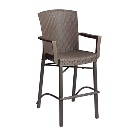 Havana Classic Barstool with Arms