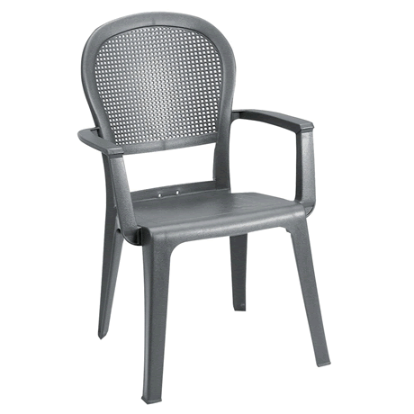 Seville Highback Stacking Armchair