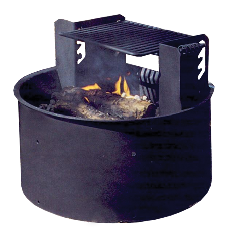 Fire Rings | Campsite Equipment
