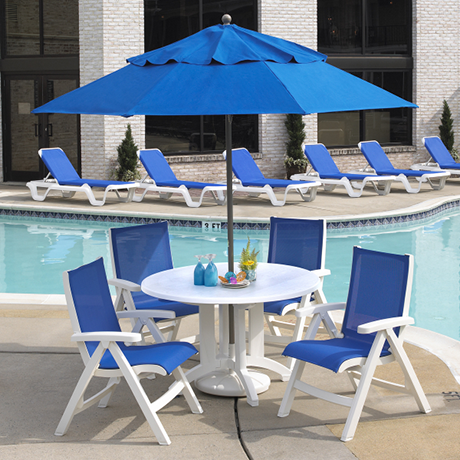 Pool Furniture Collections