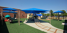 Canopies & Shade Structures