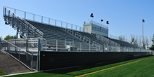 Bleachers for Schools & Athletic Fields