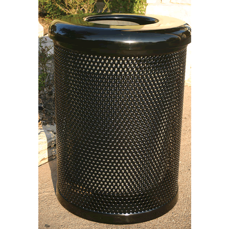 Rivendale Trash Receptacle