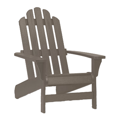 Breezesta Basics Adirondack Chair (Style 1)