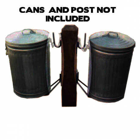 6 In. x 6 In. Canpost-Receptacles