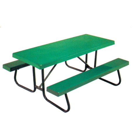 St. James Style with Fiberglass Top-Picnic Tables