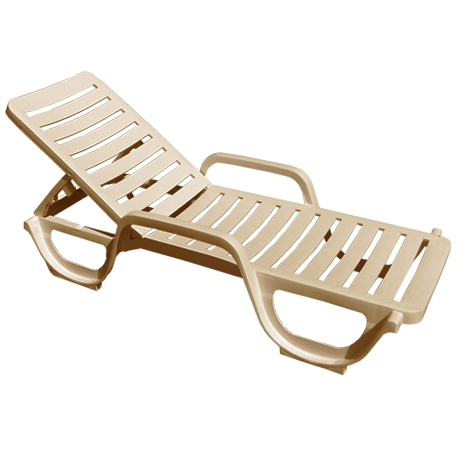 Grosfillex chaise lounges for Bahia chaise lounge
