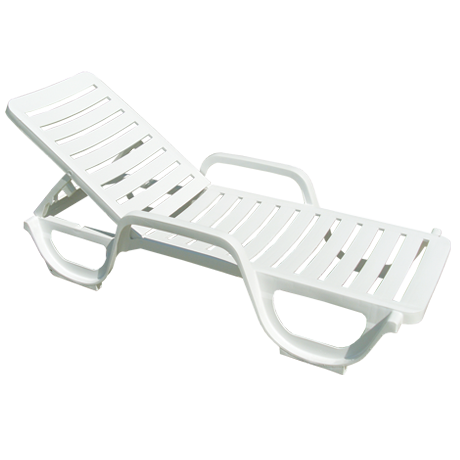 Grosfillex chaise lounges for Chaise longue grosfillex