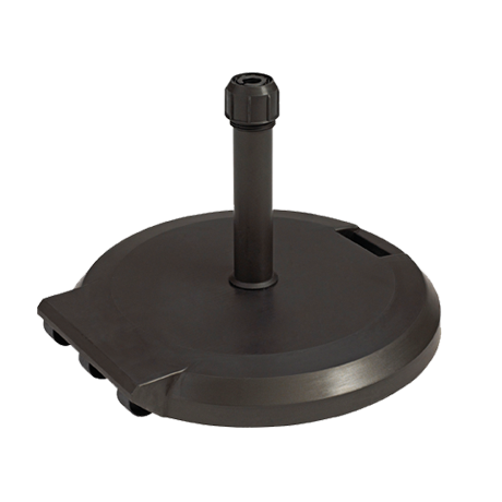 84 lb. Freestanding Umbrella Base With Wheels