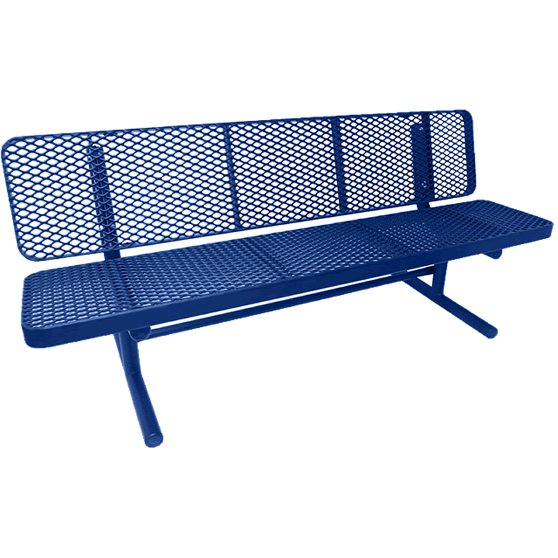 Champion Series Supreme Bench with Back