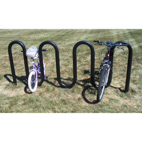 Loop Style Bike Rack-Bike Racks