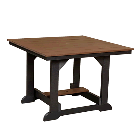 """44"""" x 44"""" Dining Height Table"""