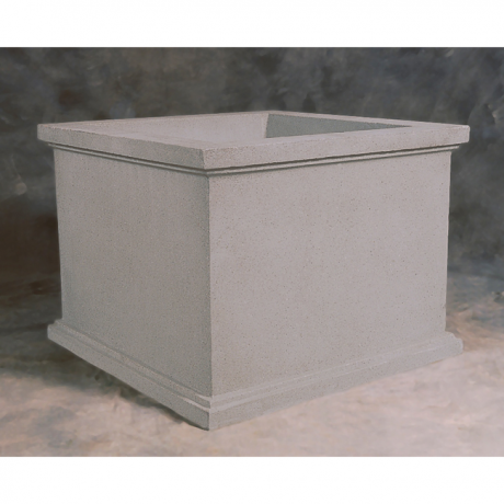 SQP Series 48x36 Square Concrete Planter