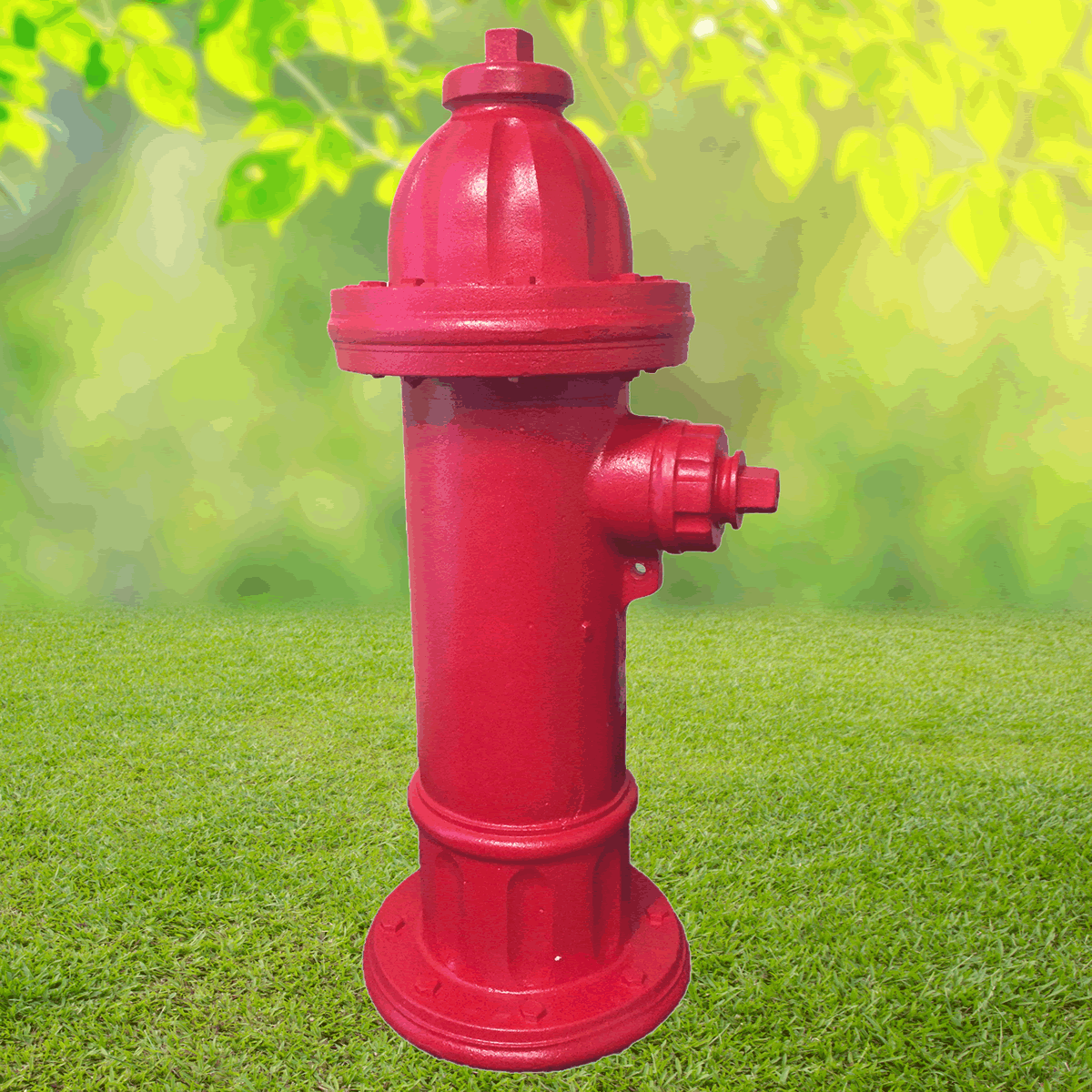 Playgrounds For Dogs Decorative Fire Hydrant