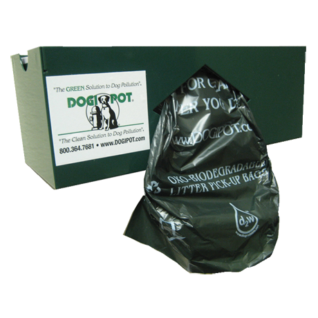 DogipotDogipot AluminumSingle Roll Bag Dispenser-Pet Waste Containers