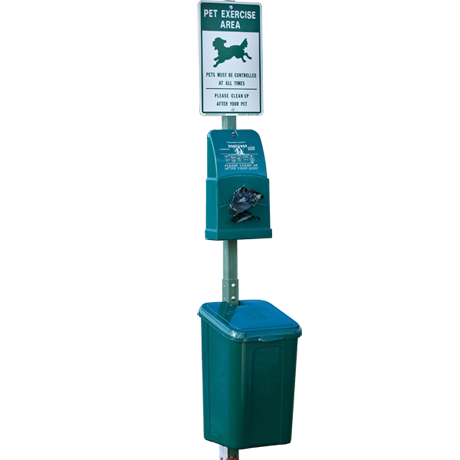 DogipotPolythene Pet Station-Pet Waste Containers