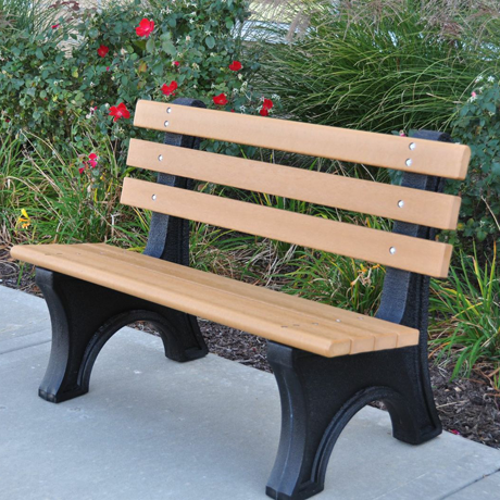 Comfort Park Avenue Bench-Benches and Glider Benches
