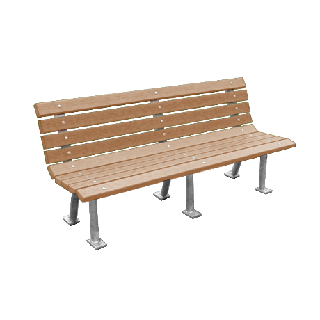 Saint Pete Bench