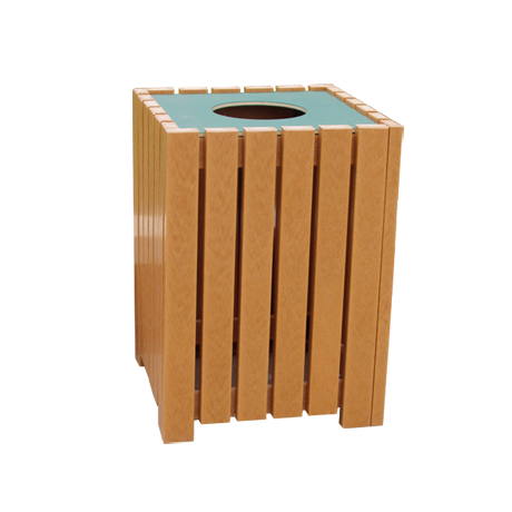 Heavy Duty Square Receptacle-Receptacles