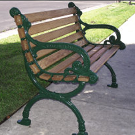 Victorian Bench-Benches and Glider Benches