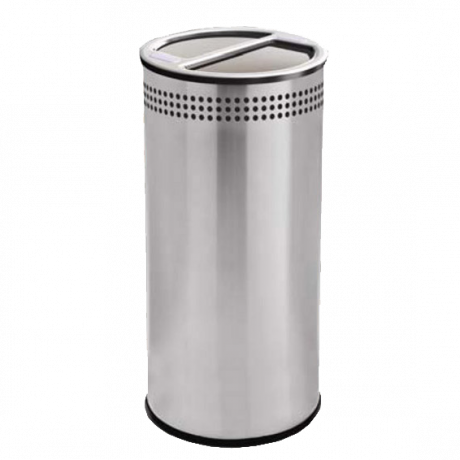 Precision Stainless Steel Recycler-Receptacles