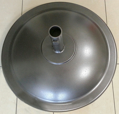 Aluminum Dome Umbrella Base
