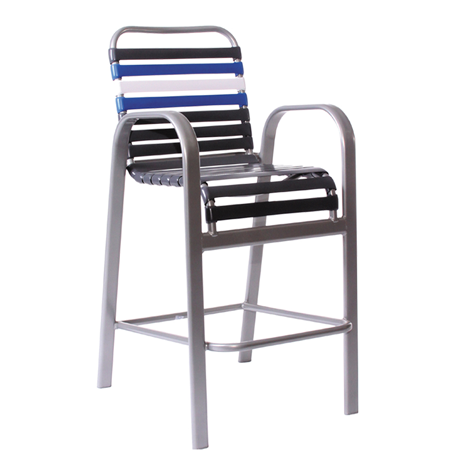 Bonaire Single Strap Barstool