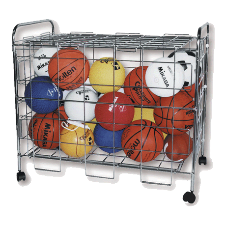 Ball Storage Options