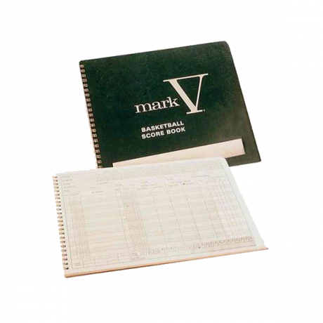 Basketball Scorebook-Accessories
