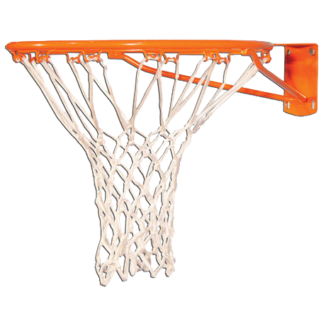 Specialty Replacement Fixed Goal W/Nylon Net for Alley-Oop & Free Throw-Accessories