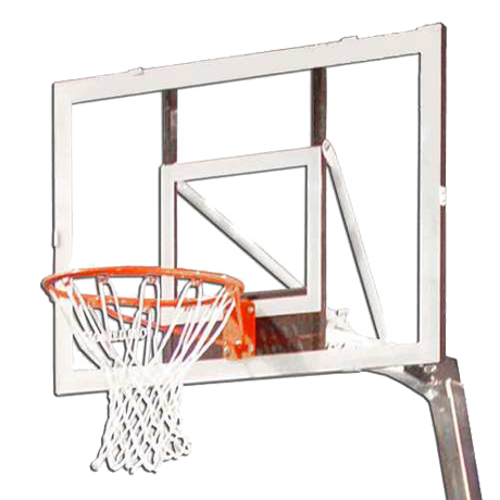 Specialty Acrylic Replacement Backboard for Alley-Oop and Free Throw-Accessories
