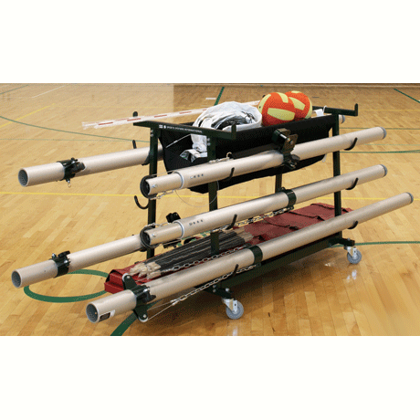 Volleyball Equipment Storage Options
