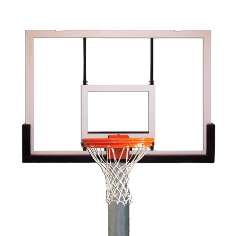 Standard 4 1/2 In. Gooseneck Package-Basketball System