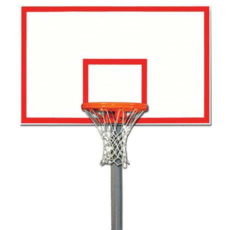 Heavy-Duty Gooseneck Package-Basketball System
