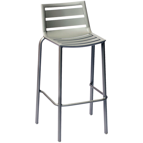 South Beach Outdoor Stacking Barstool