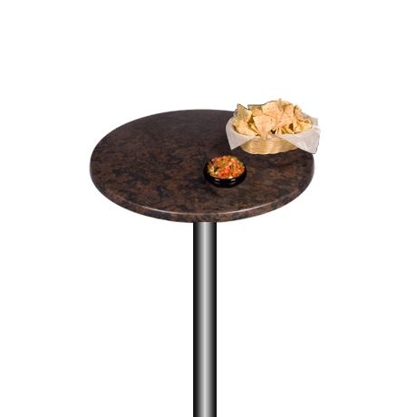 """SoHo 24"""" Round Outdoor Table Top"""