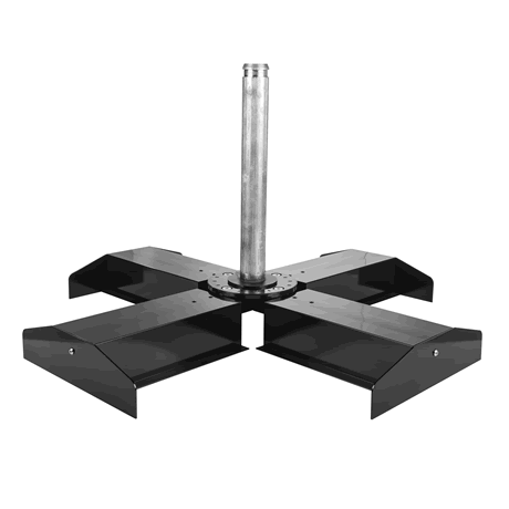 Modular Cross Base for Aurora Series