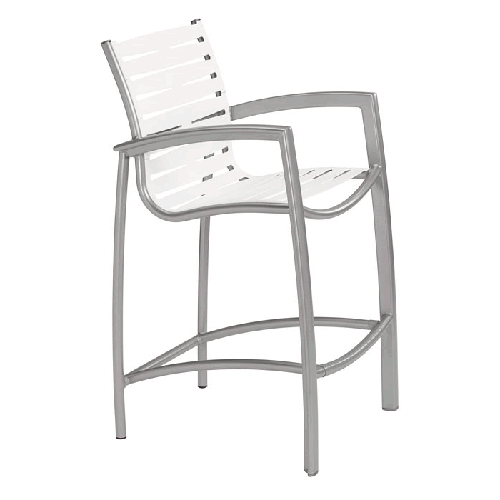 South Beach EZ SPAN Stationary Bar Stool
