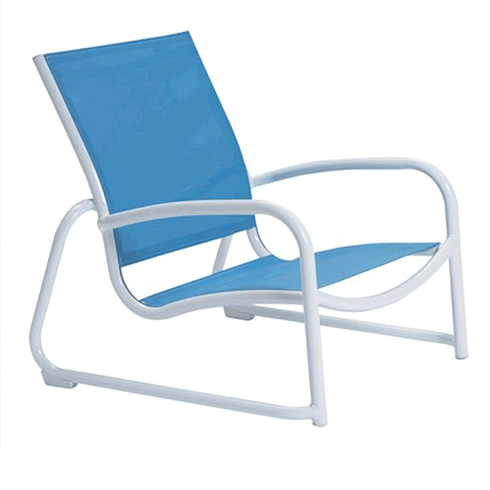 Millennia Relaxed Sling Sand Chair