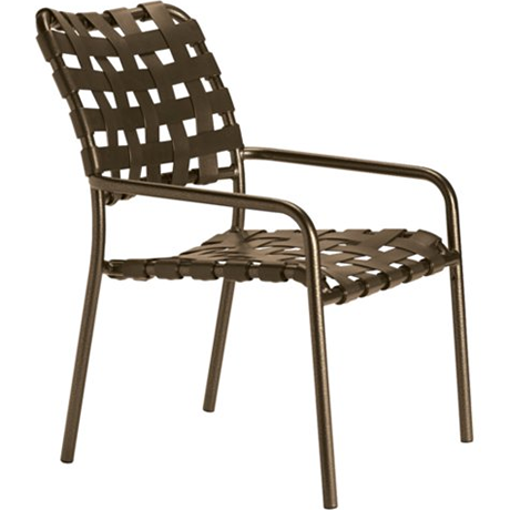 Kahana Cross-Strap Dining Chair