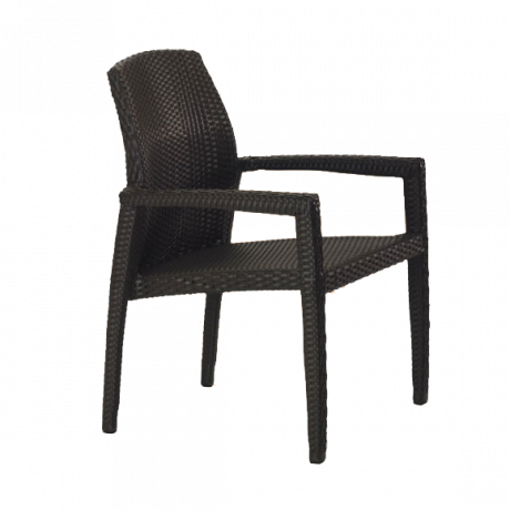 Evo Woven Dining Chair