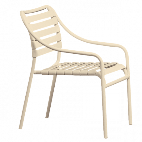 Kahana Strap Club Chair