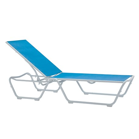 Millennia Relaxed Sling Chaise Lounge