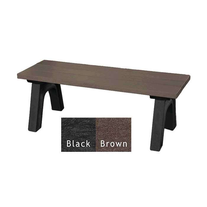 Traditional Flat Bench