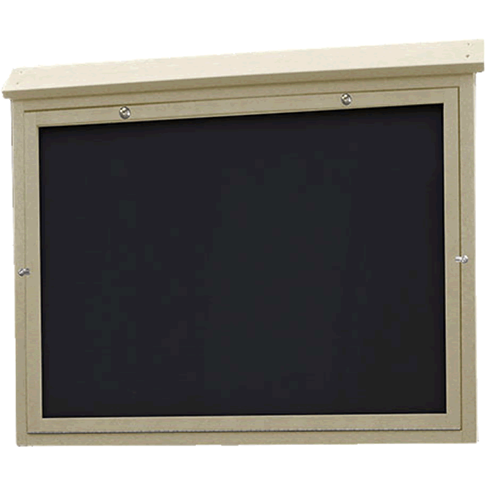 Large Wall Mount Message Center