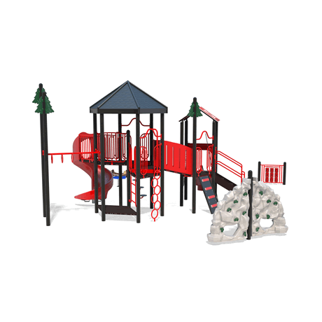 PlayMax Dazzler School Age Playground