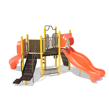 PlayMax Galileo School Age Playground