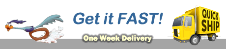 QuickShip - One Week Delivery